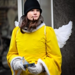 """Yellow Angel • <a style=""""font-size:0.8em;"""" href=""""http://www.flickr.com/photos/7223507@N07/8309683779/"""" target=""""_blank"""">View on Flickr</a>"""