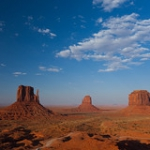 """Monument Valley Sunset I • <a style=""""font-size:0.8em;"""" href=""""http://www.flickr.com/photos/7223507@N07/8211596448/"""" target=""""_blank"""">View on Flickr</a>"""