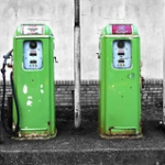 """Old Gas Station • <a style=""""font-size:0.8em;"""" href=""""http://www.flickr.com/photos/7223507@N07/8211777400/"""" target=""""_blank"""">View on Flickr</a>"""