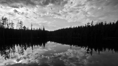 Mirroring Lake