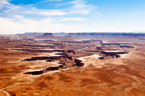 The White Rim And The Green River